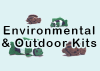 School science kits that focus on environmental and outdoor water experiments and testing.